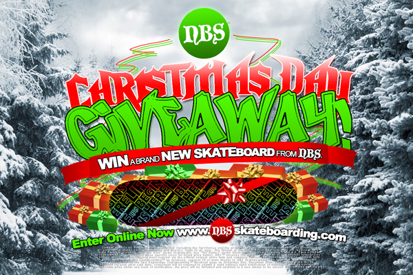 [CHRISTMAS]DAY GIVEAWAY! ENTER NOW TO WIN ON DEC.25!