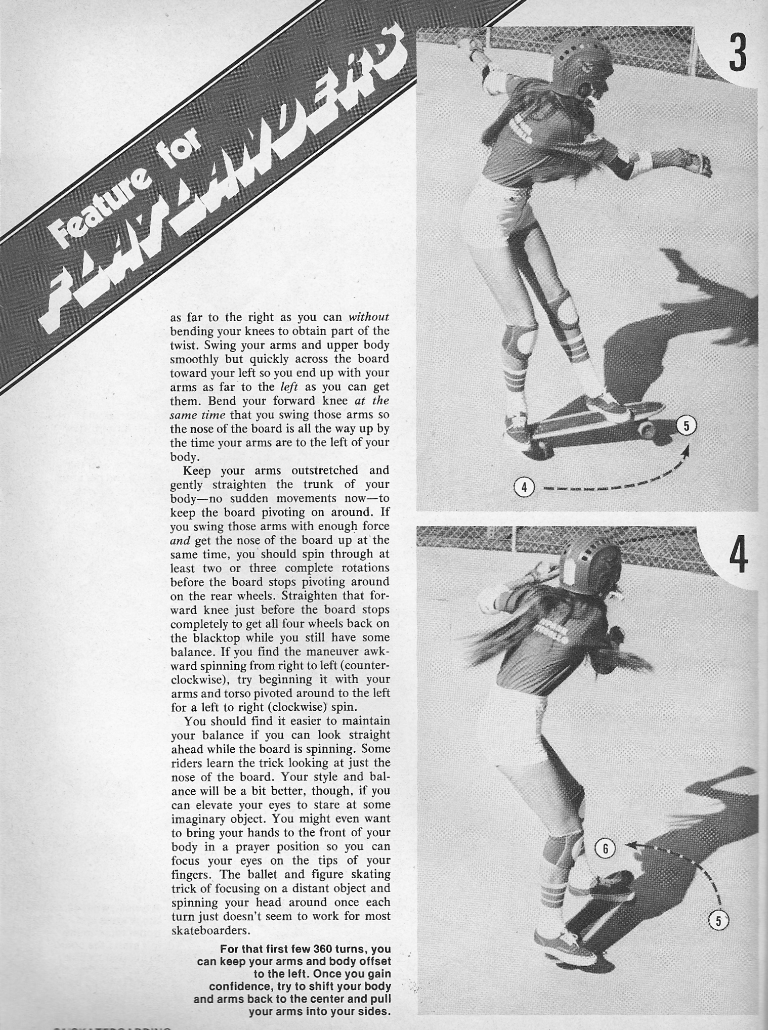 Wild World of Skateboarding July 1977