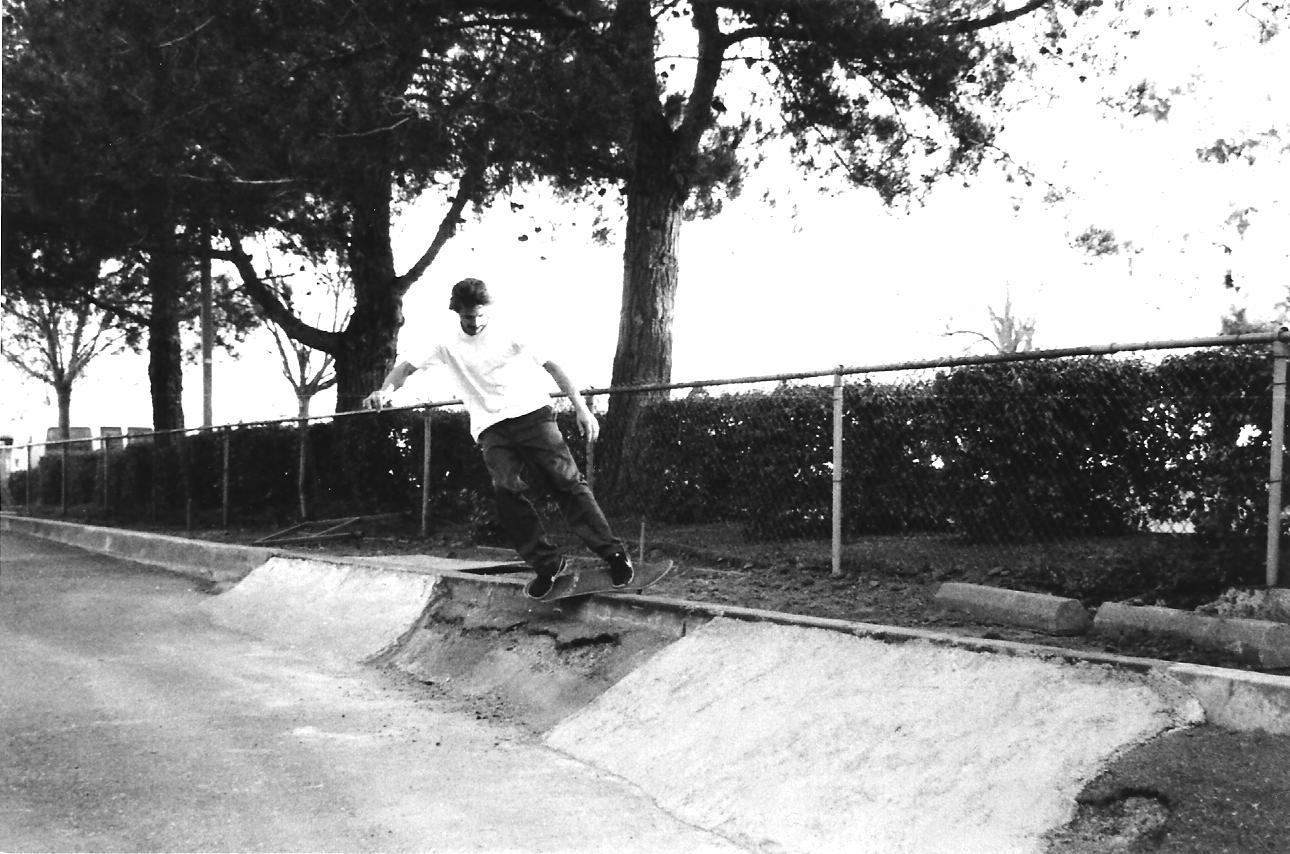 DIY Quarter Pipe to Bank Channel