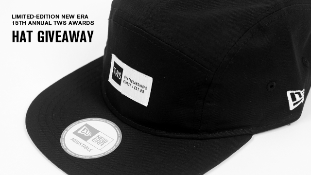 Limited-Edition New Era 15th Annual TransWorld SKATEboarding Awards ... 891dc5890ac