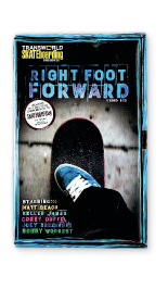 Right Foot Forward (2009)