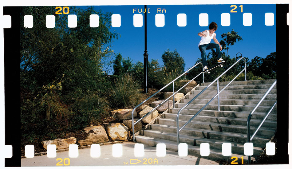 Geoff Campbell, switch lipslide, Still Life, Dave Chami