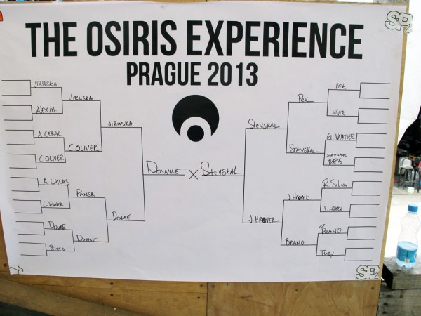 Prague, The Osiris Experience