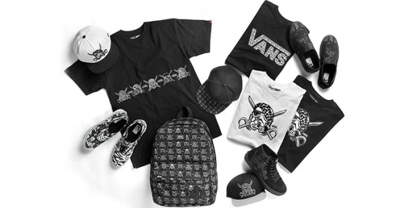 42b455e6a6f0b3 VANS STAR WARS Themed Holiday Collection