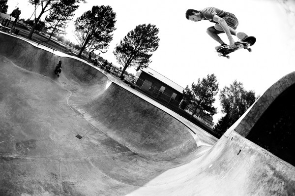 Grant Taylor, indy in Idaho. Photo / OWENS