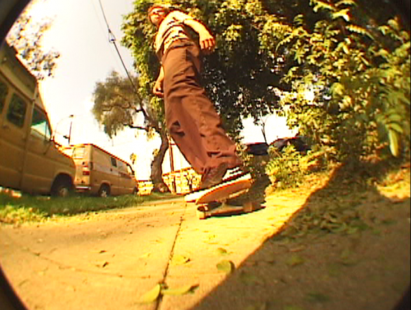 Screen grab of Tyson Peterson.