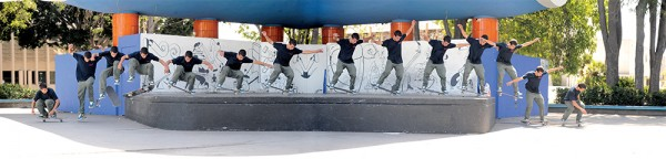 Switch frontside shuv-it nose manual. (*Click to enlarge)