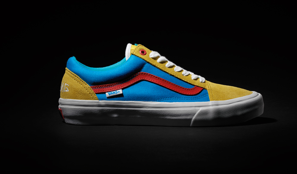 vans golf wang beige