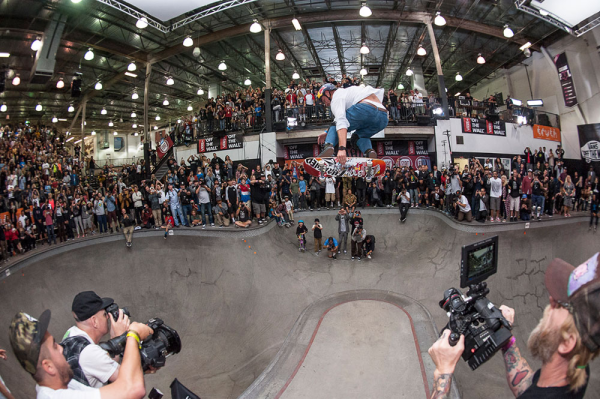0b0e4459f4dc95 Record-breaking competition awaits as the 12th Annual Vans Pool Party  returns to the Combi bowl