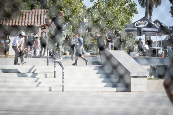 It's all about the pinch and Miles has got it. Back overcrook with ease.