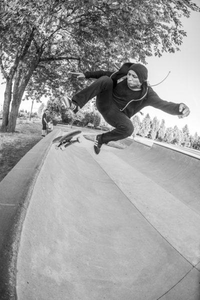 Blunt 360 flips will never cease to amaze, especially when done by the master.
