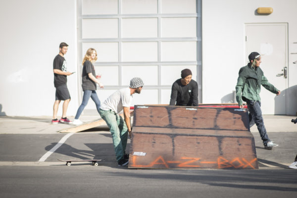 Surf Ride rolled up with a #bringyourbuild feature that had Daewon scheming.