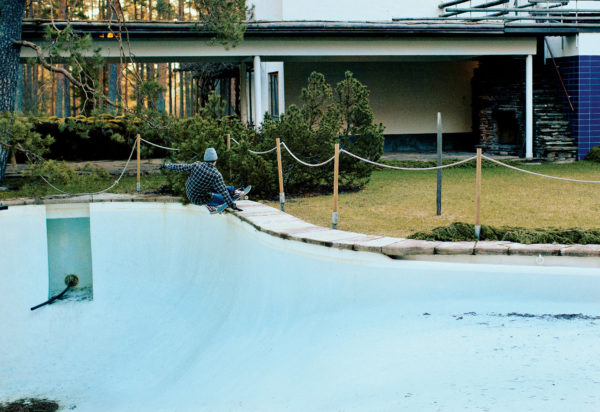 You should know the first kidney shaped pool 1939 transworld skateboarding for Alvar aalto swimming pool jyvaskyla