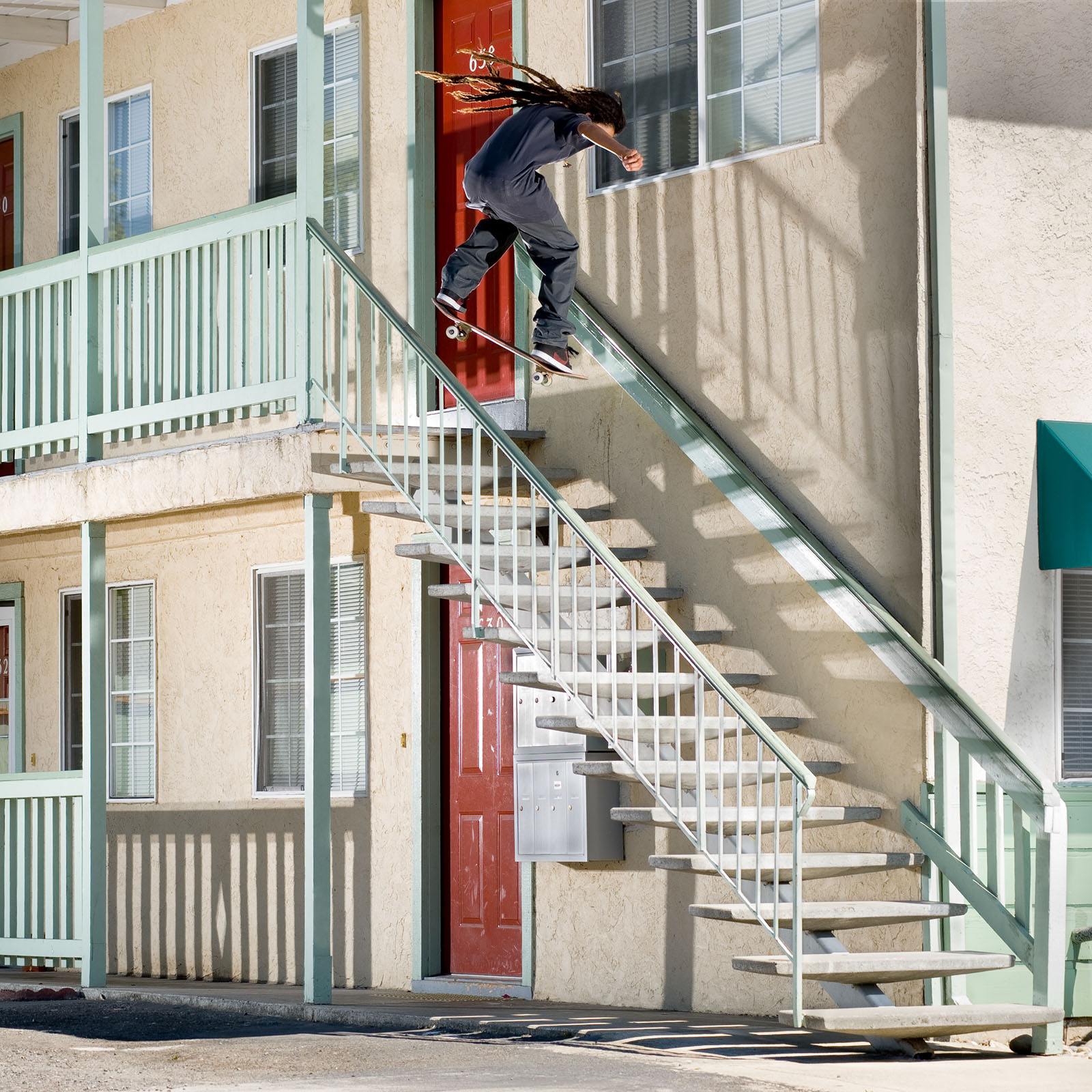 The issue of a lack of skateboarding areas in the us